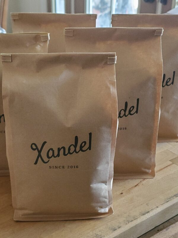 Xandel CBD Coffee bag