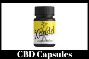 CBD Capsules Soft Gel
