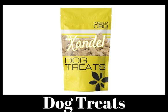 CBD Dog Treats Xandel